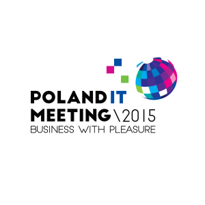 BVMG media relations, social media, DTP i foto&video dla Poland IT Meeting 2015
