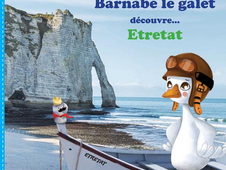 Les aventures de Barnabé le galet, par les élèves de l'école Jeanne d'Arc