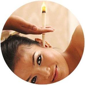 richmond acupuncture Ear Candle Treatmen