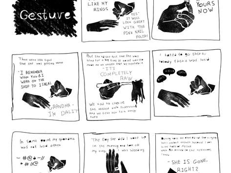 Week 1: Hand Gesture