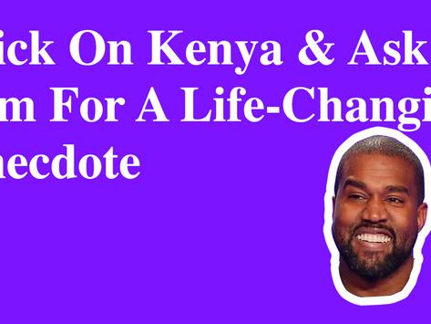 Hello Kanye