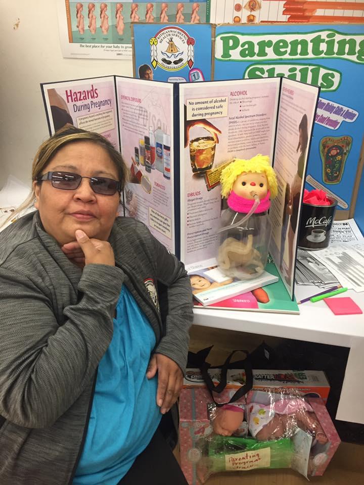 Parenting Skills Worker GLoria