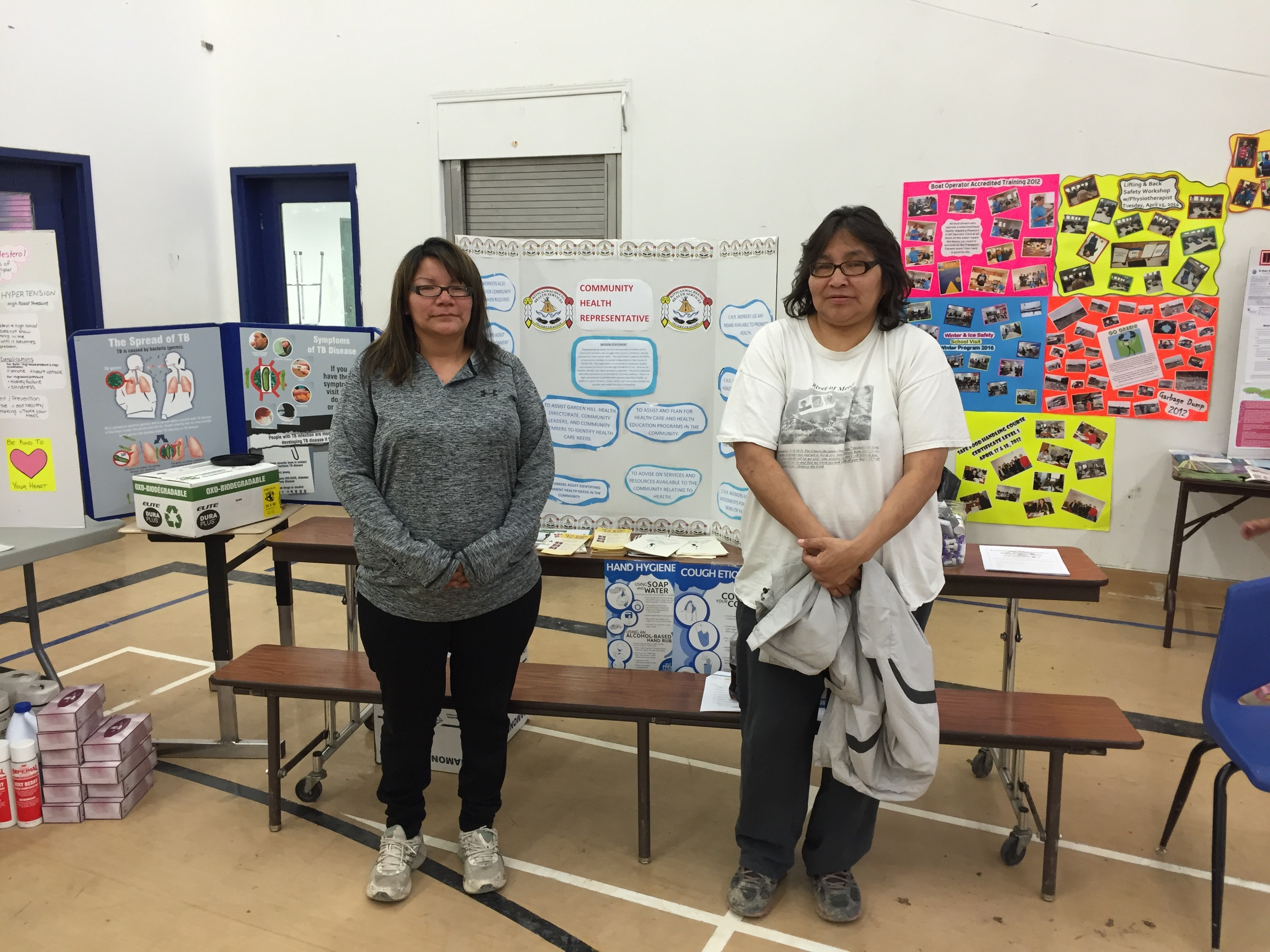 Community Health Representatives