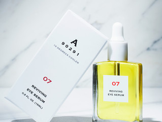 The Benefits of Using An Eye Serum + Why Ours Works Beautifully