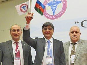 Skal International Baku Turizm Peşəkarlar Assosiasiyanın Qurucu Başqanı Ruslan Quliyev Dünya Sağlaml