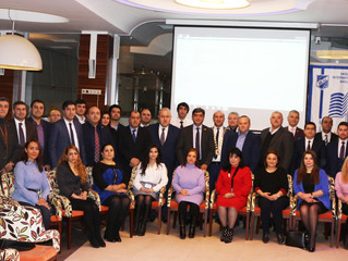 The 23rd Meeting of SKAL International Baku