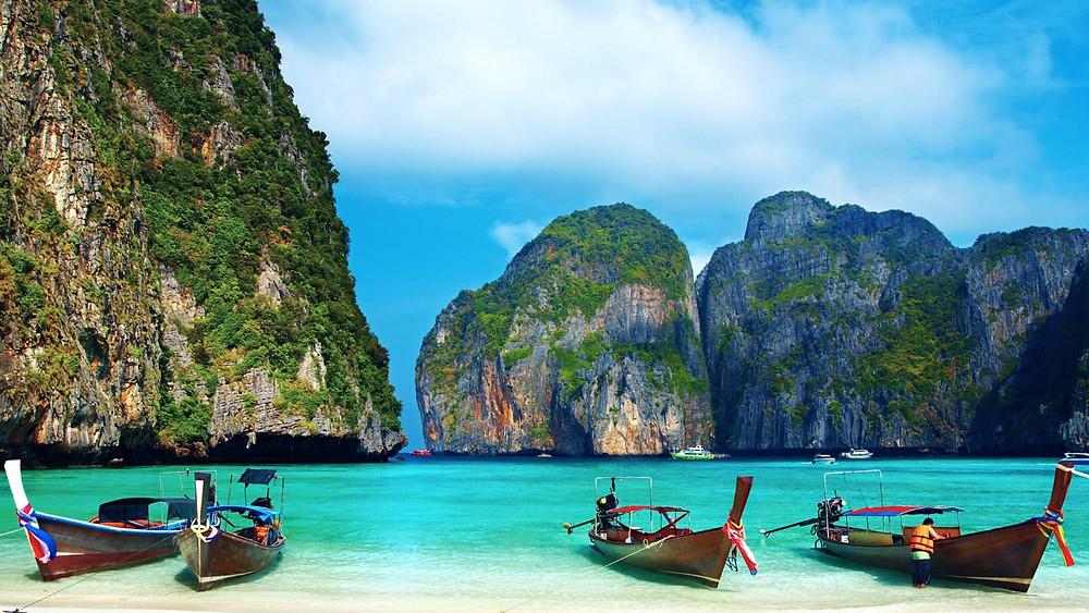Tayland çimərliyi