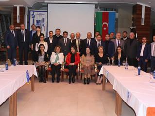 Skal International Baku klubunun 24-cü Toplantısı