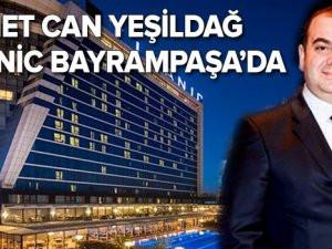 Skal International Baku klubunun sədri Ahmet Can Yeşildağ, İstanbulda yerləşən Titanic Business Hote