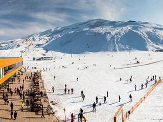Şahdağ Turizm Mərkəzi MDB-nin dağ-xizək kurortlarının ilk üçlüyündə