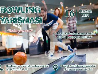 Turizmçilərin Bowling Yarışması
