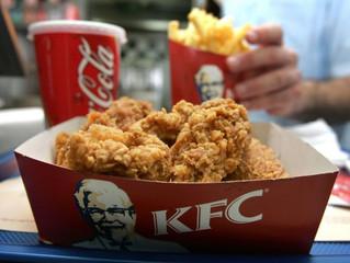 """""""Alibaba"""" şirkəti KFC şəbəkəsinin Çindəki restoranlarında maraqlı yeniliyin tətbiqinə başlayıb."""