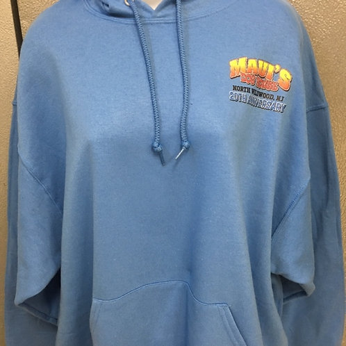 Maui's Hoodie 20 th Anniversary ~ Various colors & Sizes