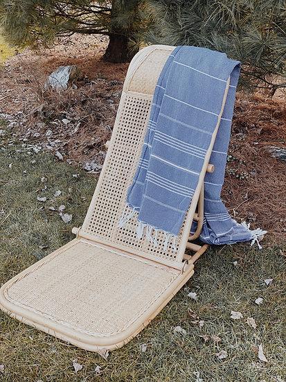 Rattan Folding Chair