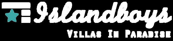 Island boys Phangan logo - Villas in Paradise