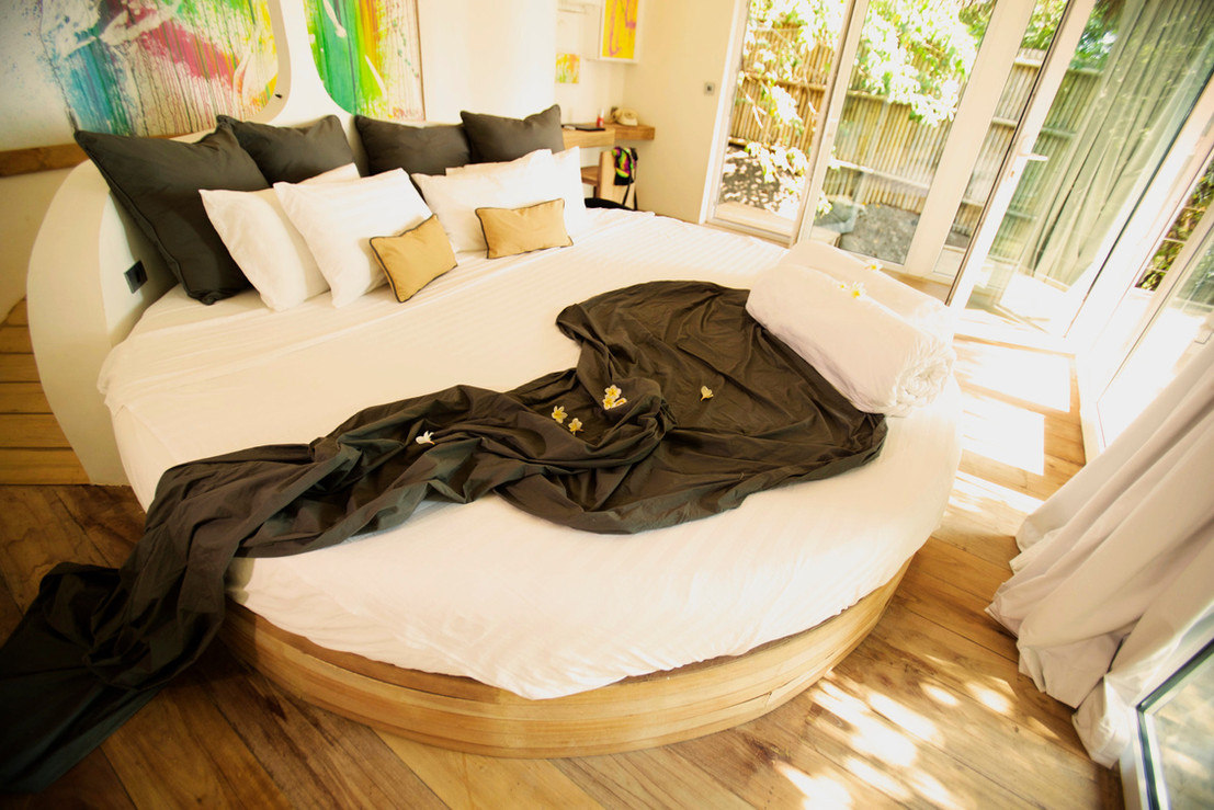Hedonist Bedroom Somewhere Only We Know