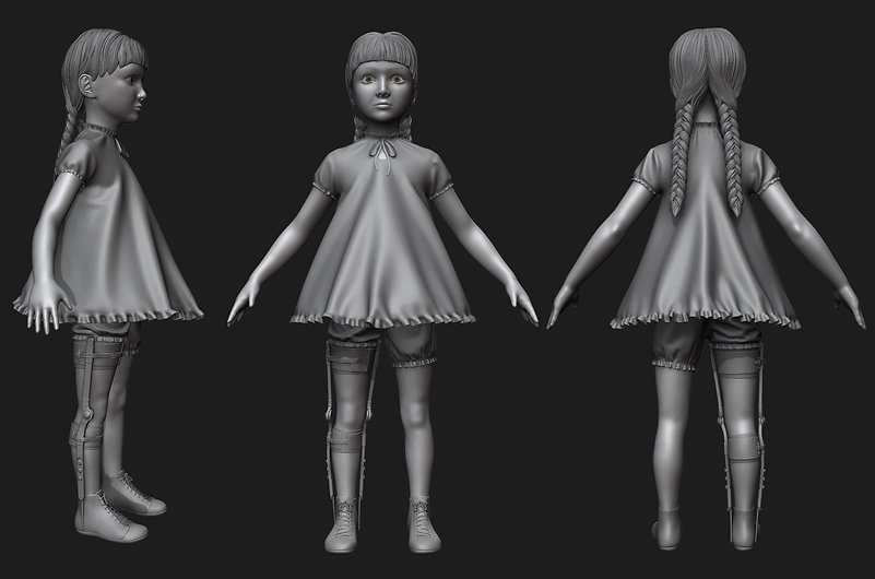 elizabeth high poly views.jpg