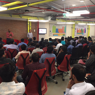 Blockhack Bangalore, Oct 2017