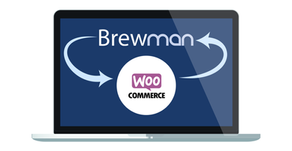 BrewMan now integrates with WooCommerce