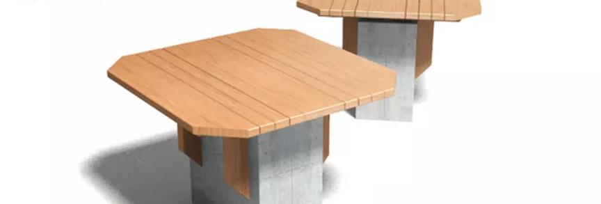 CUBE Table-75