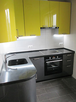 кухни на заказ кухни модерн acryline ladodeja.ru