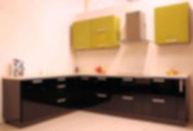 Кухни Akryline на заказ.ladodeja.ru