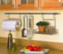 Рэлинг для кухонной мебели#ladodeja.ru