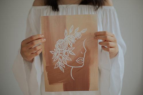 Silent Bloom (Print)