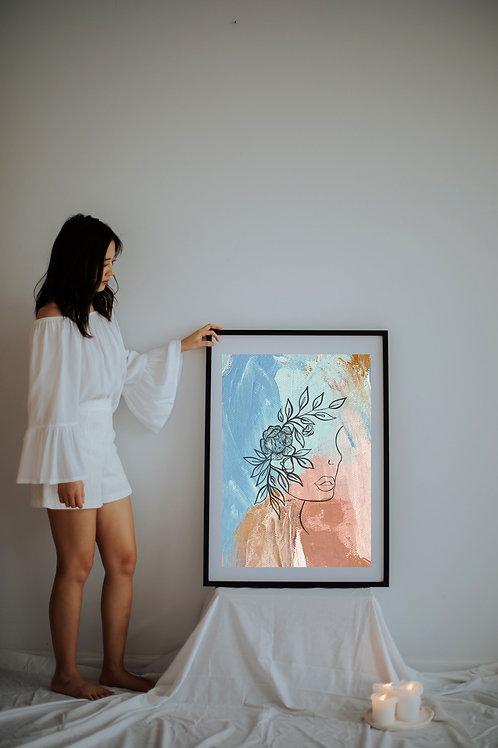 Blooming (Print)