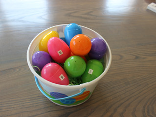 Easter Traditions~Resurrection Eggs