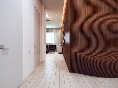 Дизайн жилых интерьеров