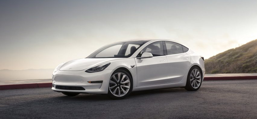 Tesla Model 3 - The Game Changer