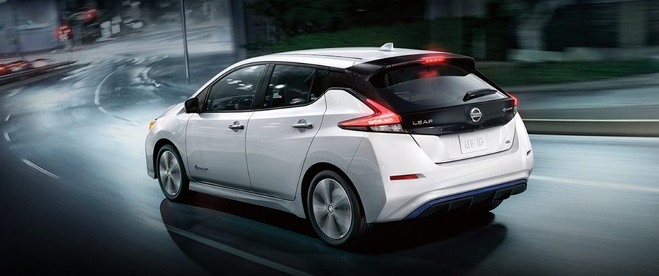 Turning disaster to opportunity: the Nissan LEAF