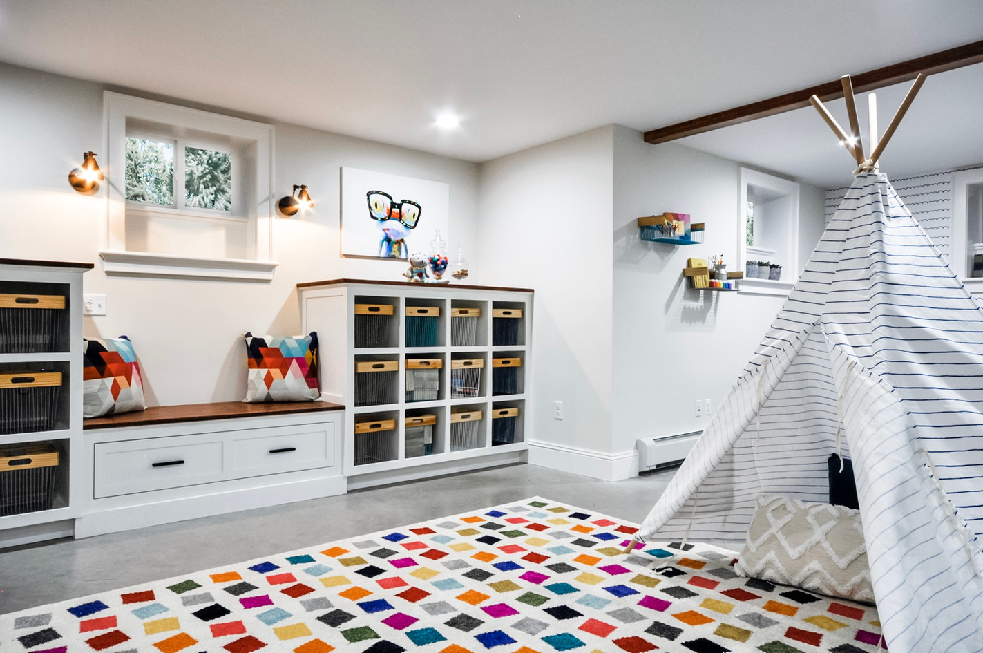 NJ Country House - Craft & Playroom