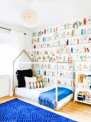 Jonah's Eclectic Room