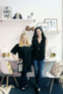 Curated Nest Interior Designers Erin Coren & Lina Galvao, in Westchester, Brooklyn, and NYC