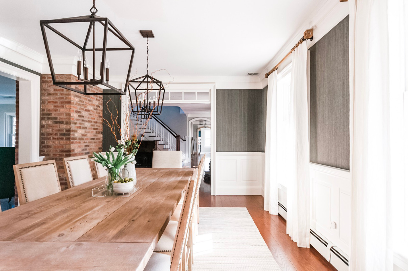 NJ Country House - Dining Room
