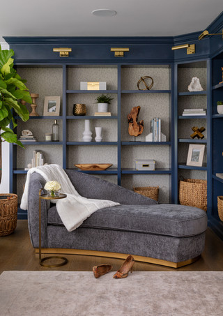 Rye NY Glam Living Room 4