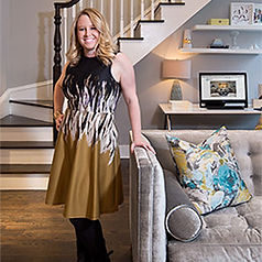 Curated Nest Interior Designer Erin Coren professional photo | Westchester, Brooklyn, and NYC