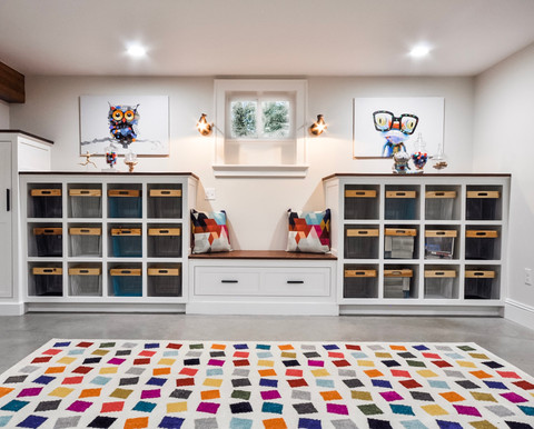 NJ country house craft room 6