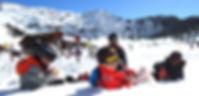 valcoline, pep42 , partir et découvrir, classe de neige
