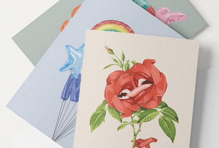 Various | 3 Greetings Cards Pack