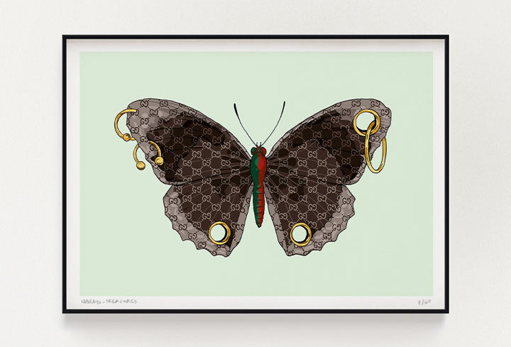 Fake Gucci | Fine Art Print