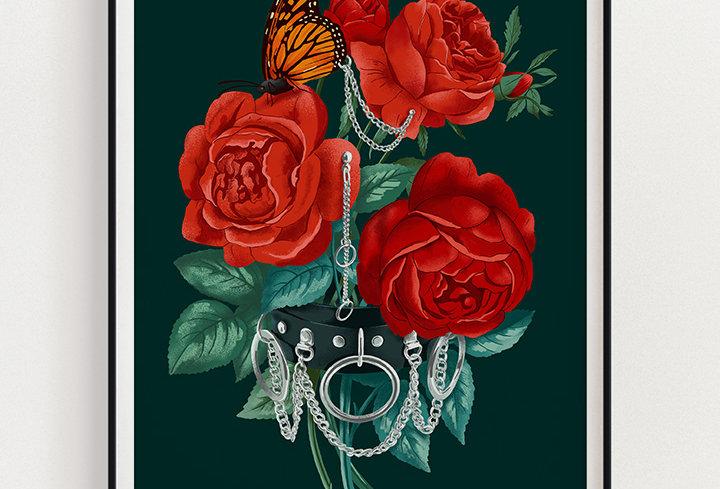 Chains   Fine Art Print