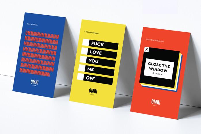omni Postcards