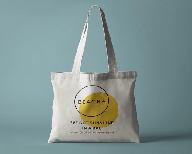 Baecha's Tote Bag