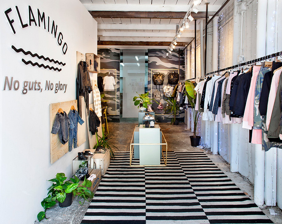 Flamingo's Showroom 2018
