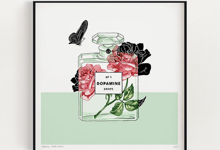 Sniff | Fine Art Print