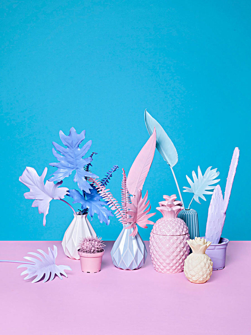 Pastel Colors Nisha Mag   By Useless Treasures
