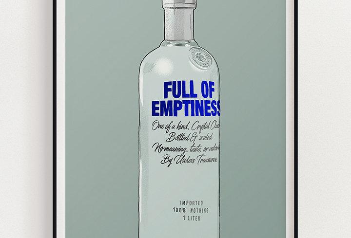 Empty | Fine Art Print